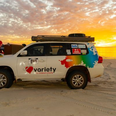 2021 Variety 4WD Adventure