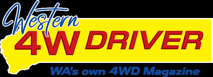 Western 4WDriver Logo